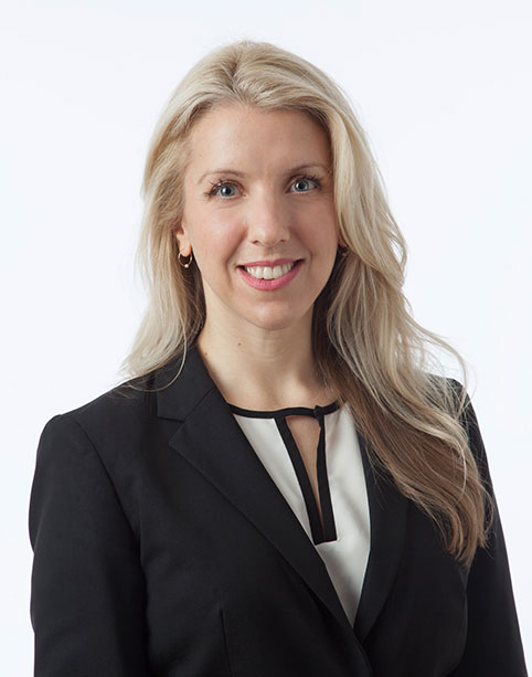 Tiffany Little personal injury litigation lawyer in Barrie Ontario