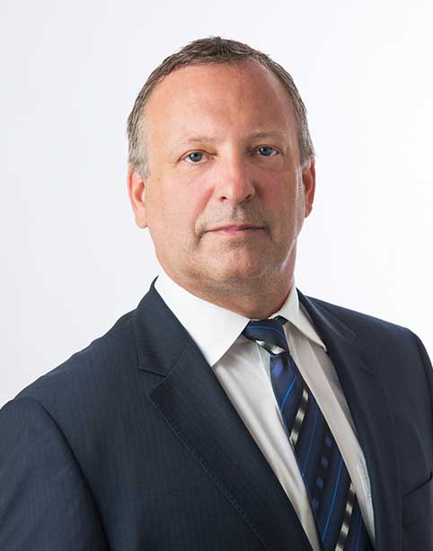 David Winnitoy Family & Litigation Lawyer in Barrie